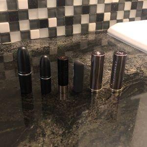 Lip stick bundle! Mac urban decay Anastasia & more